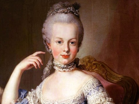 Les cheveux blancs de Marie-Antoinette
