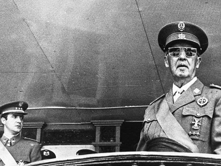 Francisco Franco : le dictateur indétrônable