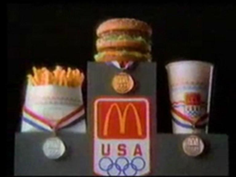 Comment McDonald's a frôlé la banqueroute aux JO de 1984