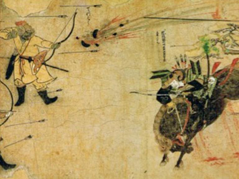 Les invasions mongoles : double naufrage sur les côtes nippones