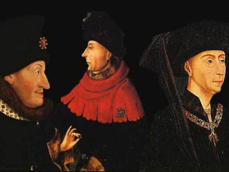 Trois Ducs de Bourgogne originaux !