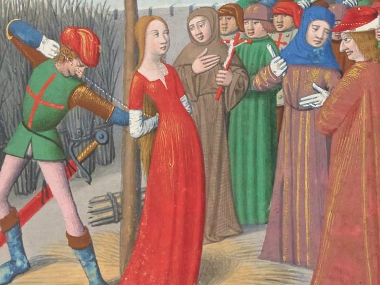 Huit chevaliers qui ont changé le cours de l'Histoire