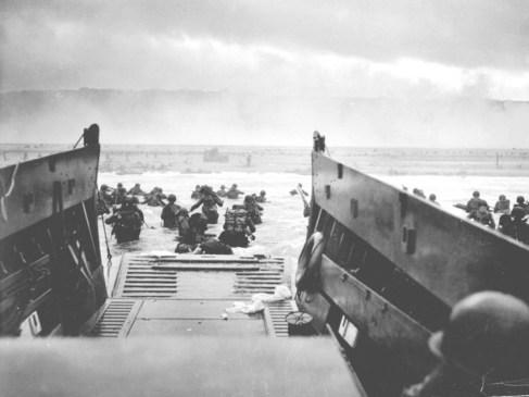 Anecdotes sur le débarquement en Normandie