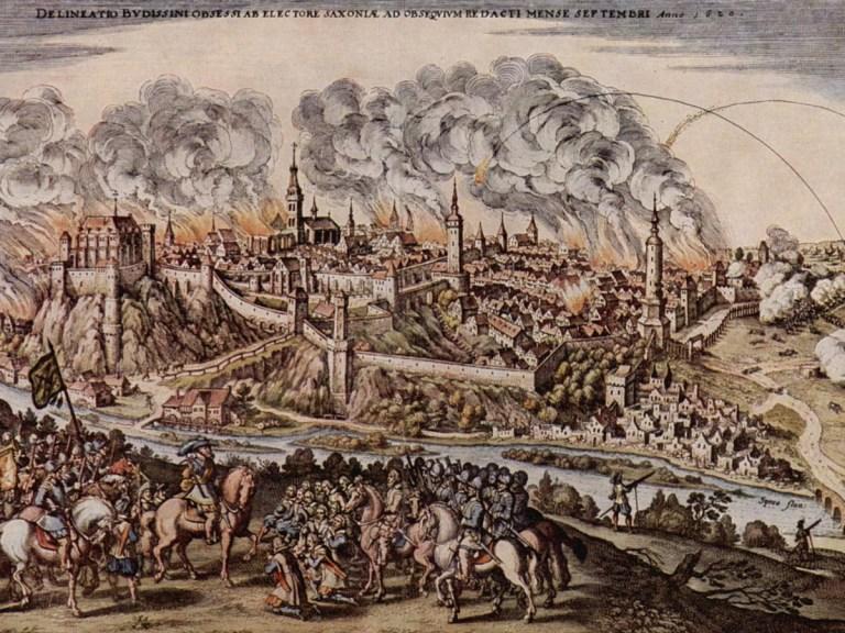 La guerre de Trente Ans et ses annexes (1618-1659)