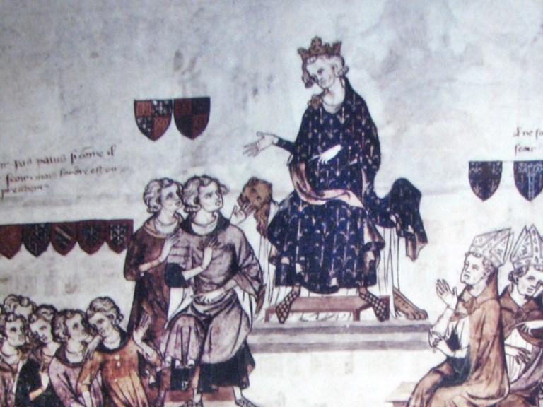 Mahaut d'Artois, sorcière et empoisonneuse ?