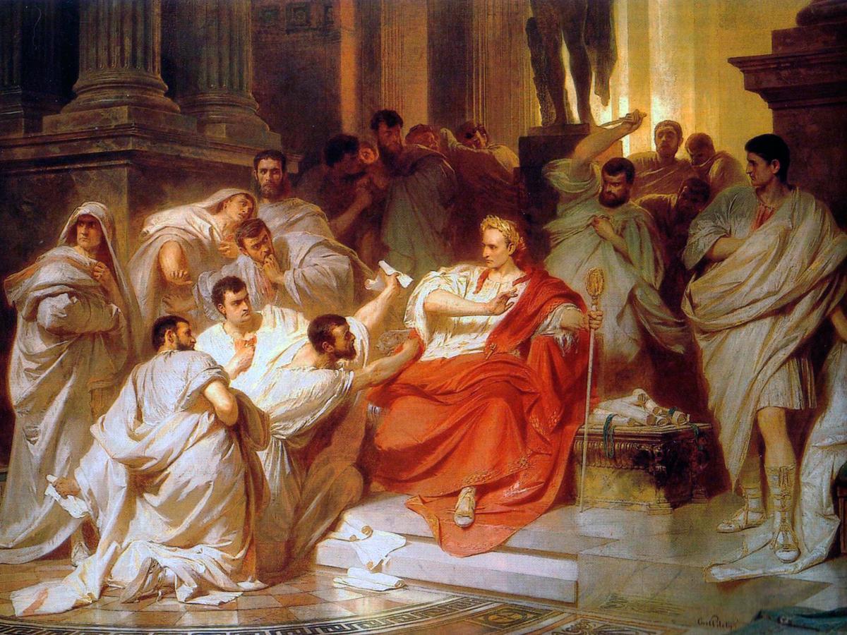 L Assassinat De Jules Cesar Le Meurtre Qui A Bouleverse La Republique