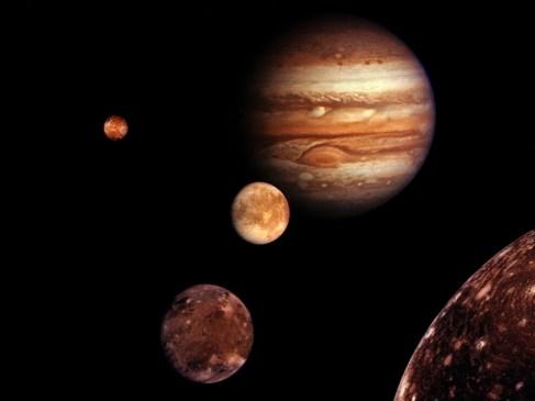 Les 79 Lunes de Jupiter – Histoire d'une découverte