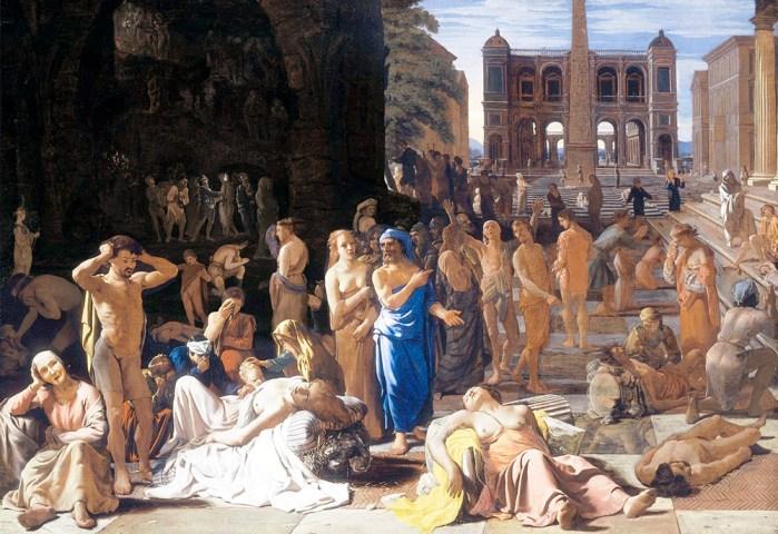 Peste d'Athènes