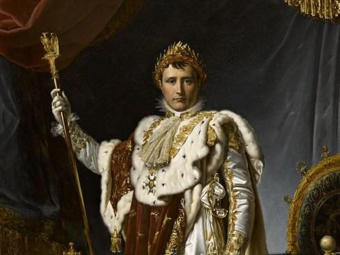 Napoléon volait de l'argent à l'État français