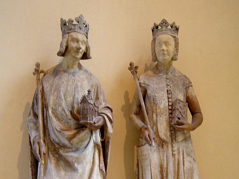 Charles V de France et Jeanne de Bourbon, la malédiction de la consanguinité