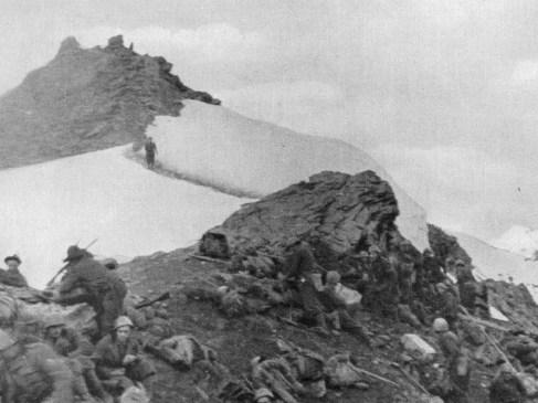 Toute l'armée française n'a pas été balayée en 1940