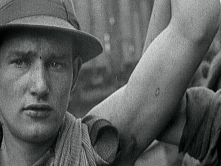 Les SS trahis par leurs tatouages après la guerre