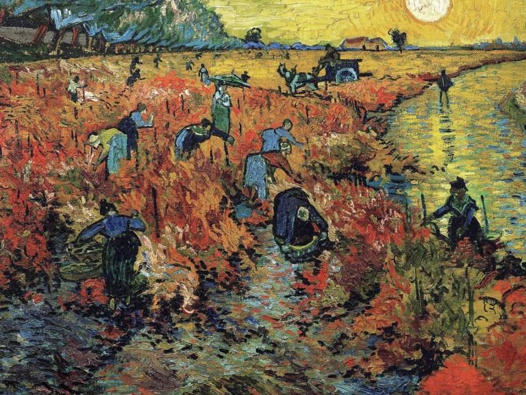 «La Vigne Rouge» : le seul tableau vendu par Van Gogh de son vivant