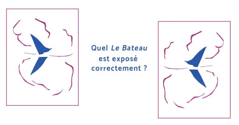 Un Matisse exposé à l'envers pendant 47 jours avant que quelqu'un ne remarque l'erreur