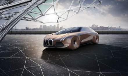 BMW convierte el coche en una extensión de tu propio cuerpo