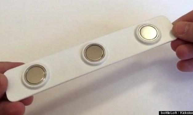 La percha magnética que te hará la vida más fácil