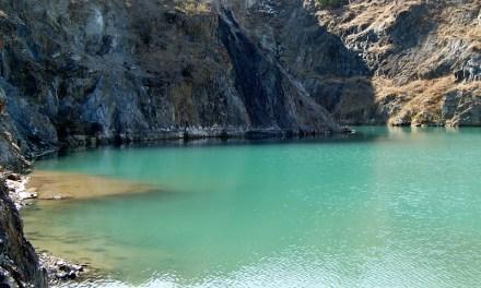 ¿Qué esconde este lago asesino de Huelva?
