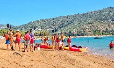 Los diez mejores sitios para bañarse en Andalucía, y no son playas