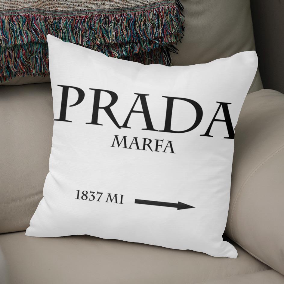 prada marfa 1837 mi throw pillow by lotus art prints curioos