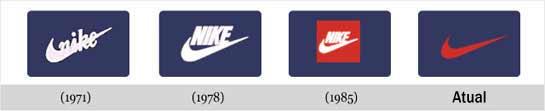 evologos 5 Logotipos: Evolução de Grandes Marcas