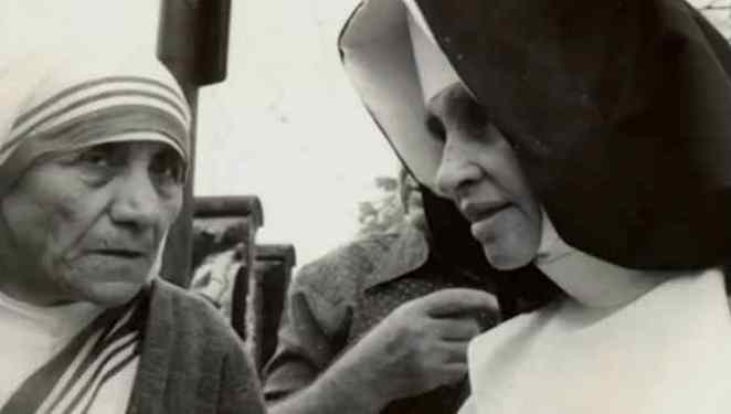 Irmã Dulce e Madre Tereza