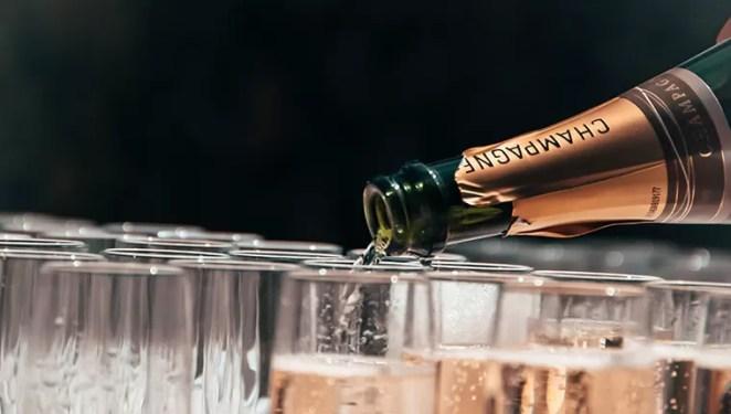 Champagne como foi inventado