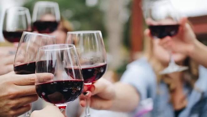 Fortified Wine alimentos foram inventados sem querer