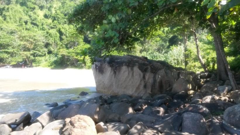 Praia de Fora - Trilha da Ponta da Espia