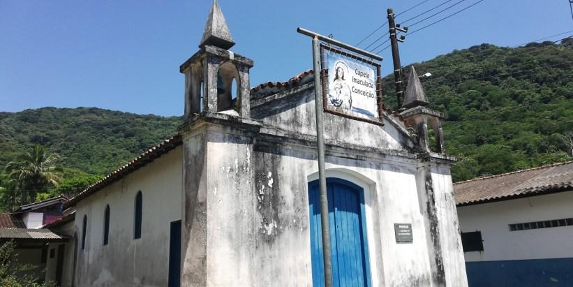 Capela Imaculada Conceição - Picinguaba