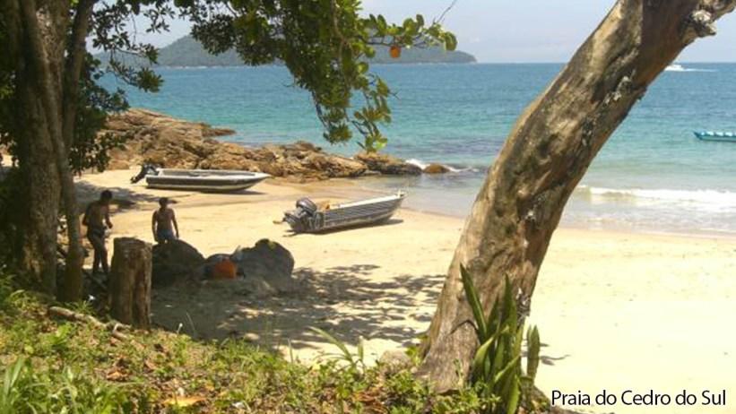 Praia do Cedro do Sul - Ubatuba