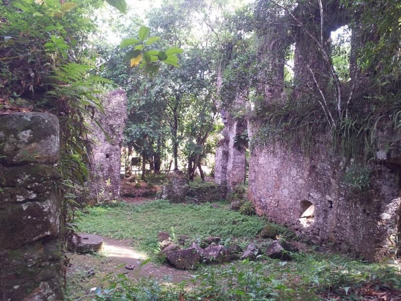Ruínas da Lagoinha - Ubatuba