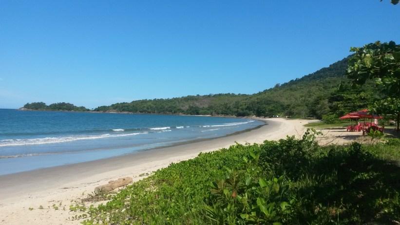 Praia da Caçandoca