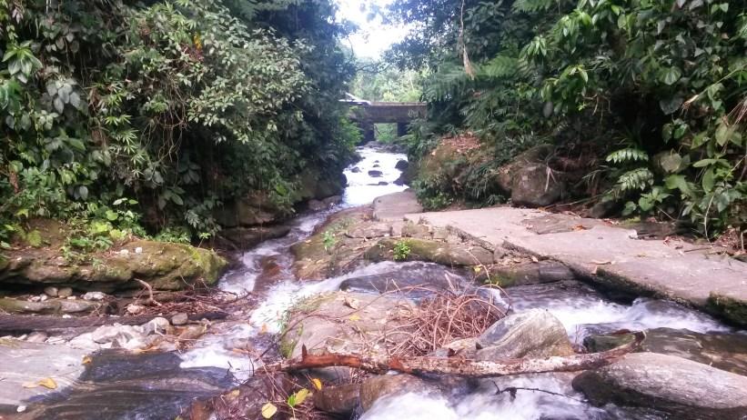 Cachoeira do Pé da Serra