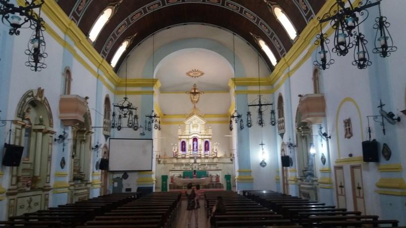 Igreja Matriz - Exaltação da Santa Cruz