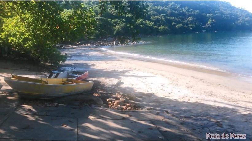 Praia do Perez - Ubatuba