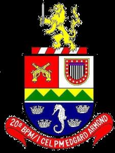 Brasão - Corrida Soldado Paulino
