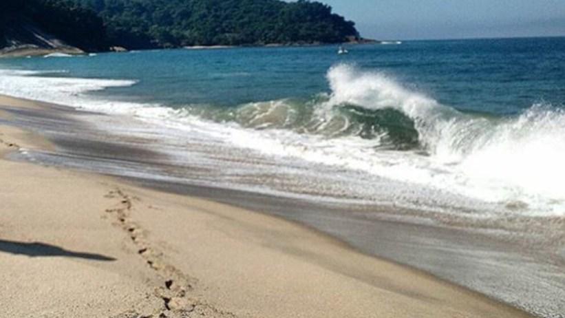 Praia do Simão - Ubatuba
