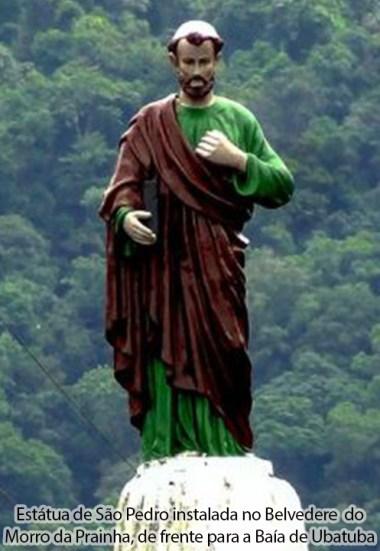 Estátua de São Pedro