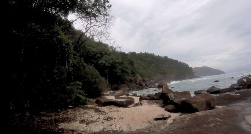 Desafio 28 Praias - Praia das Conchas