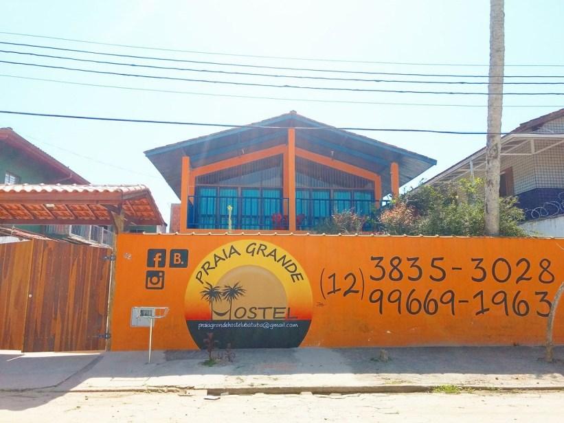 Praia Grande Hostel Ubatuba
