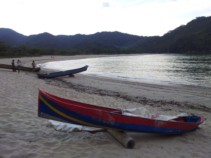 Praia do Camburi