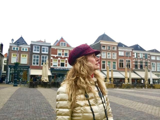 Delft, Olanda on the road