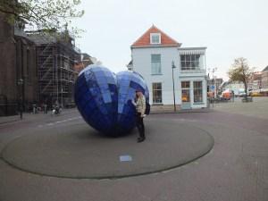 Il Cuore Blu di Delft