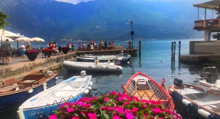 6 giorni intorno al lago di Garda, Limone