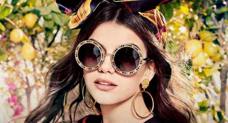 tendencia para las gafas de sol