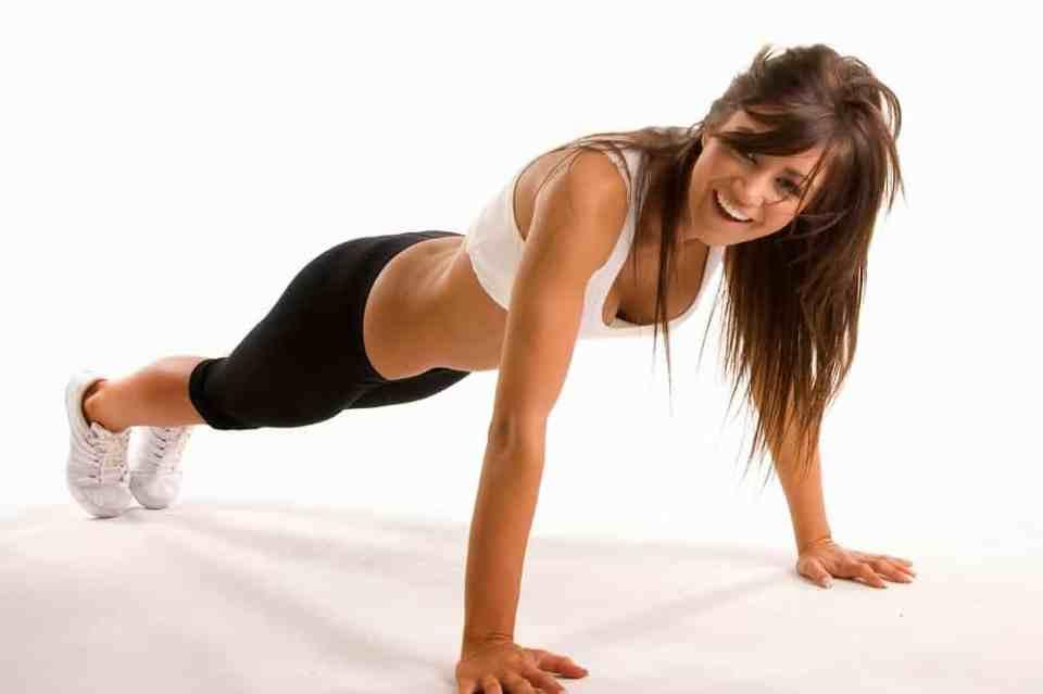 errores en los ejercicios quema grasas