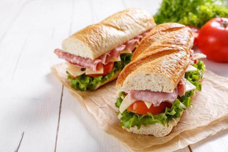 5 recetas de sándwiches saludables que vas a querer probar ahora mismo