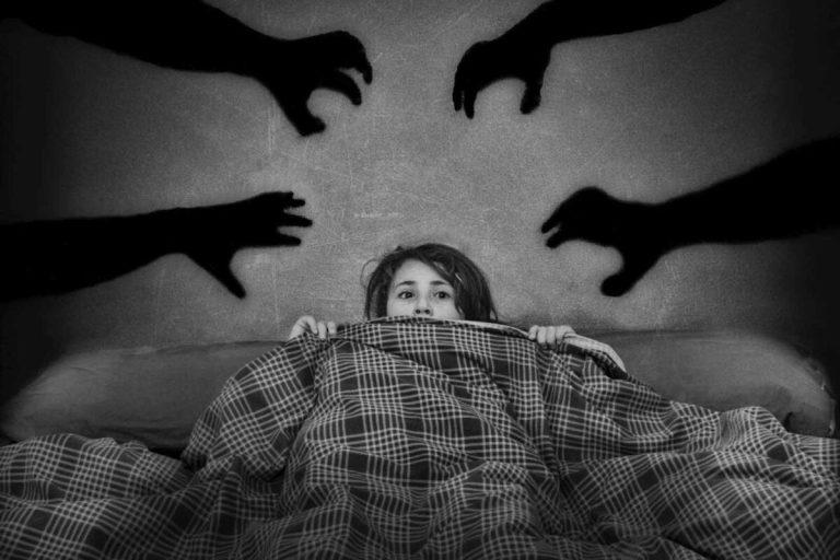 hafefobia o miedo a ser tocado