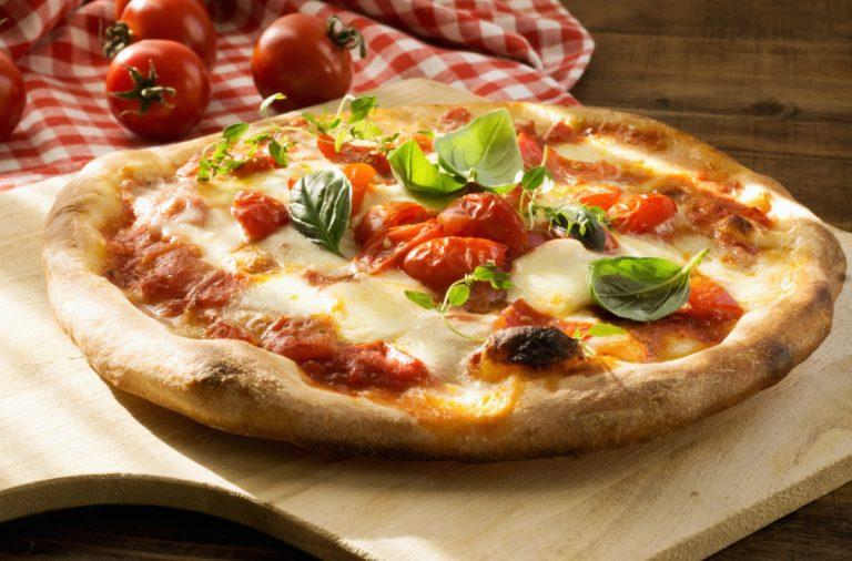 recetas de masas de pizza saludables