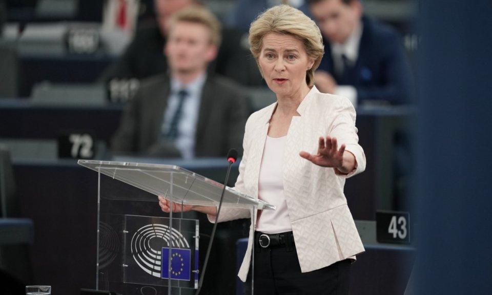 Úrsula Von Der Leyen, la mano derecha de Merkel y una de las mujeres más poderosas del mundo